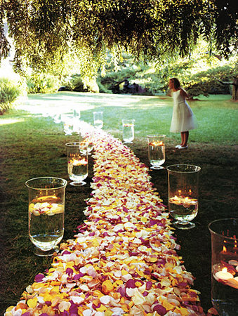 More Backyard Wedding Ideas